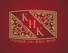 #330 for Logo Design for KHK FOODS (M) SDN BHD by innovys