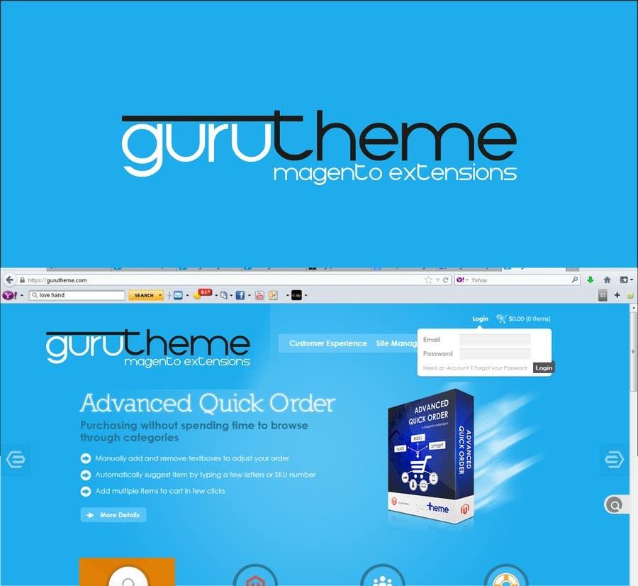 Penyertaan Peraduan #78 untuk redesign our website logo