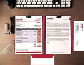 #22 cho Design some Stationery for our invoices, letterheads, statements bởi Helali001