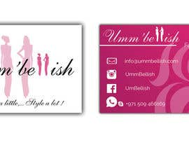 yasenkanev tarafından Design a new Logo and new Business card For a Female Fashion Company using our old logo için no 53