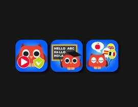 #16 untuk Re-Design 3 App Icons for App Stores oleh alexandracol