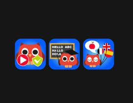 alexandracol tarafından Re-Design 3 App Icons for App Stores için no 18