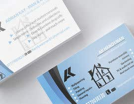 #23 for Design some Business Cards for removals/handy man af atiquecse11