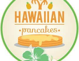 Nro 18 kilpailuun Design a Logo for Hawaiian Pancakes käyttäjältä ongfw