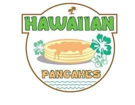 Nro 19 kilpailuun Design a Logo for Hawaiian Pancakes käyttäjältä Kh4nhKh4nh