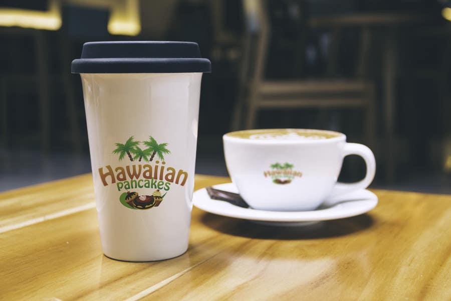 Kilpailutyö #31 kilpailussa Design a Logo for Hawaiian Pancakes
