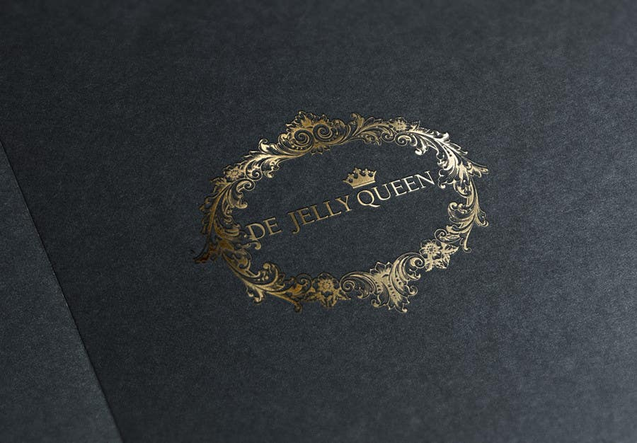 Kilpailutyö #2 kilpailussa Design a Logo for De Jelly Queen