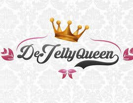 Nro 57 kilpailuun Design a Logo for De Jelly Queen käyttäjältä heitart