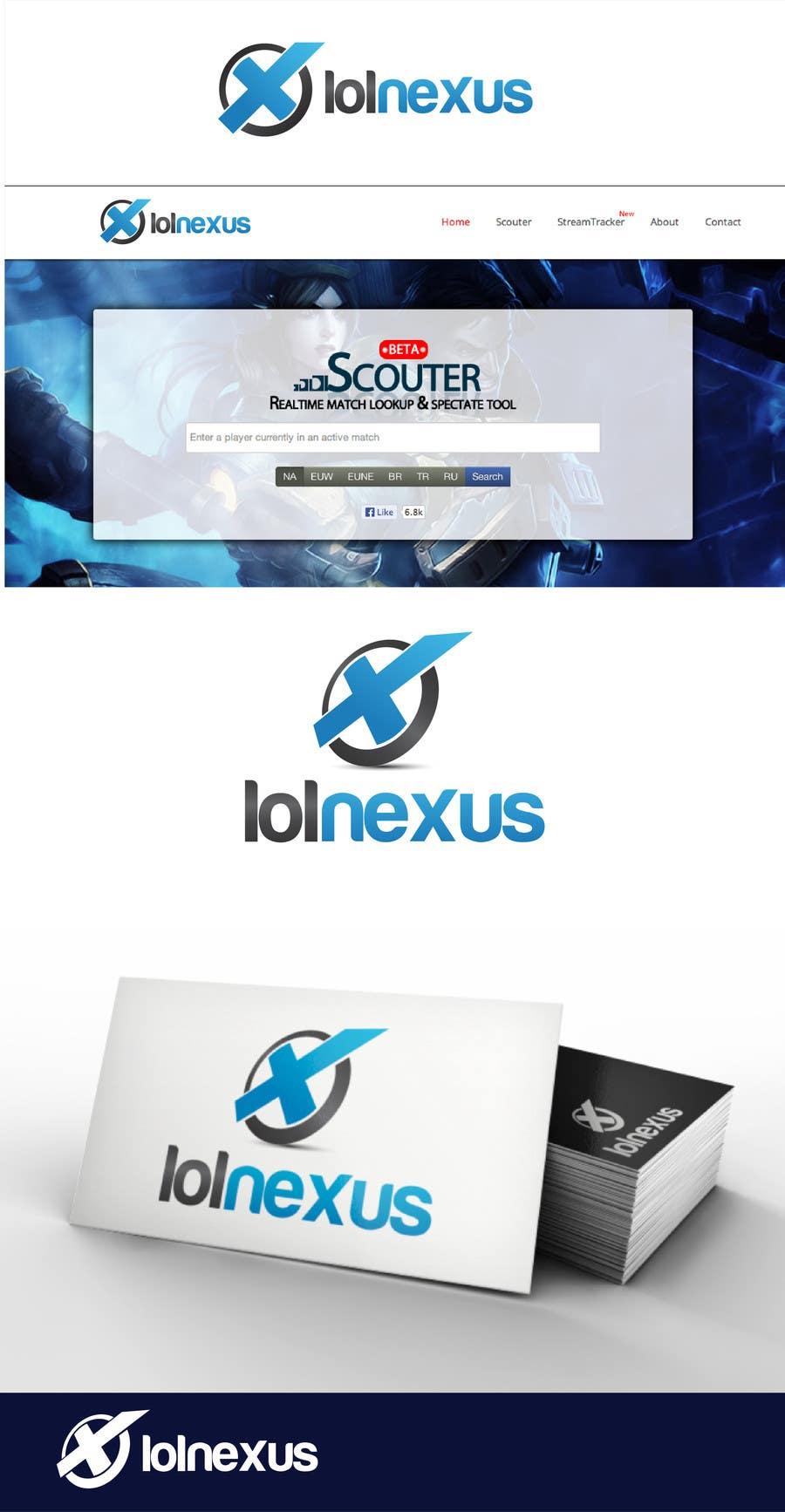 Bài tham dự cuộc thi #                                        54                                      cho                                         Design a logo to fit with site design