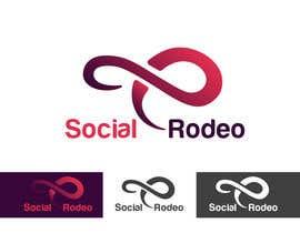 #73 para Design a Logo for Social Rodeo por lunacyart