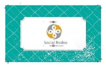 Nro 36 kilpailuun Design a Logo for Social Rodeo käyttäjältä cristinandrei