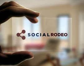 Nro 57 kilpailuun Design a Logo for Social Rodeo käyttäjältä Naumovski