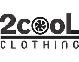 #47 for 2cool clothing logo af antaresart26