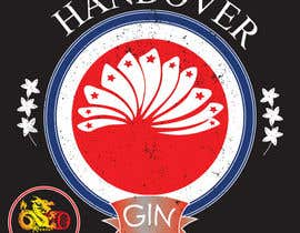 #207 untuk Design a Logo and bottle label for Handover Gin oleh mchamber