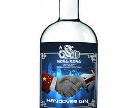 #113 for Design a Logo and bottle label for Handover Gin af shaefurr