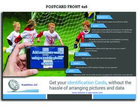 #1 for Design a 4x6 Flyer for Kids Soccer Club & Church identity cards af jeanniefreelance