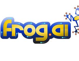 #25 para Design a Logo for frog.ai por vstankovic5