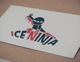 #22 untuk Logo for Ice Ninja oleh totfer03