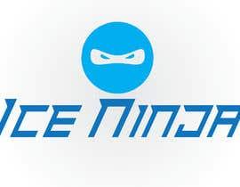 Nro 2 kilpailuun Logo for Ice Ninja käyttäjältä oscarcaldeira