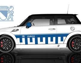 #20 para Car Design for a MINI Cooper F56 por Piraruka
