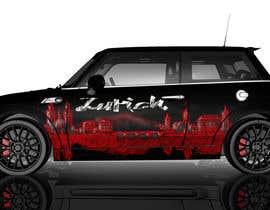 #23 para Car Design for a MINI Cooper F56 por Gigi39