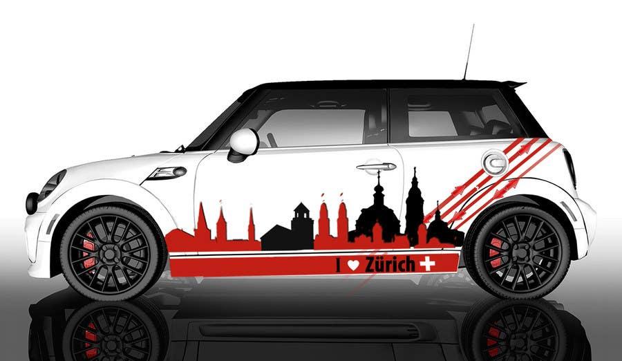 Contest Entry 41 For Car Design A Mini Cooper F56