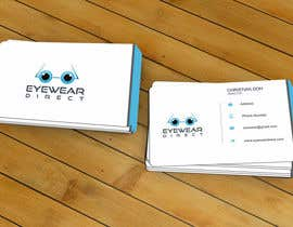 #118 untuk Design some Business Cards for Eyewear Direct oleh rohitnav