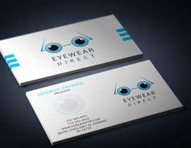 #68 cho Design some Business Cards for Eyewear Direct bởi Habib919000