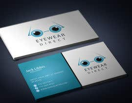 #69 cho Design some Business Cards for Eyewear Direct bởi Habib919000