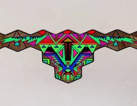 #33 untuk Illustrate a geometric animal head oleh FiaraMalsano