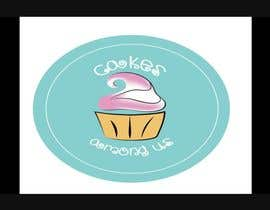 "#1 para Design a Logo for Bakery / Donut / Cake Shop ""Cake Among Us"" por LinaArtDesign"