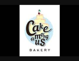 "#38 para Design a Logo for Bakery / Donut / Cake Shop ""Cake Among Us"" por plekhanova"