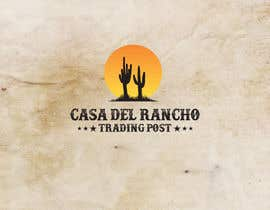 #24 untuk Design a Logo and Identity for Casa Del Ranch Trading Post oleh ysmaelbuena