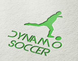 #10 for Design a Logo for the Dynamo Soccer (Football) Goal by zld1s4g