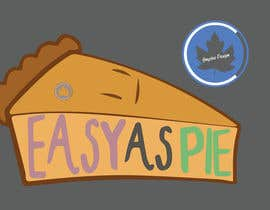 Coastemic tarafından Design a Logo for Easy as Pie için no 3
