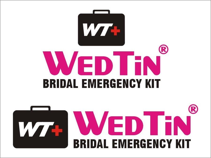 Bài tham dự cuộc thi #                                        118                                      cho                                         Design a Logo for Wedding-related Product