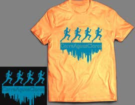 #44 for Design a logo & T-shirt for a running club by taulant12