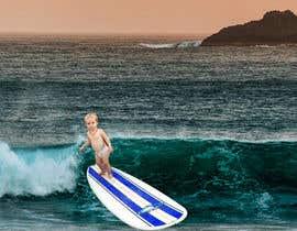 Mjeanjean tarafından SURFING BABY! için no 1