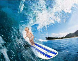 #13 for SURFING BABY! af vladimirmacura