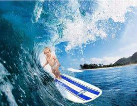 vladimirmacura tarafından SURFING BABY! için no 13