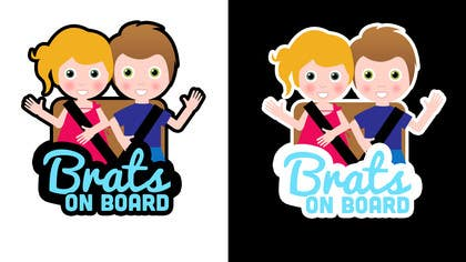 #24 untuk Design a Logo for Kids Travel Brand oleh picitimici