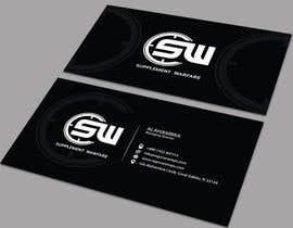 Nro 82 kilpailuun Design some Business Cards for an existing business käyttäjältä Habib919000