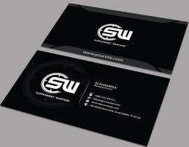 #83 untuk Design some Business Cards for an existing business oleh Habib919000