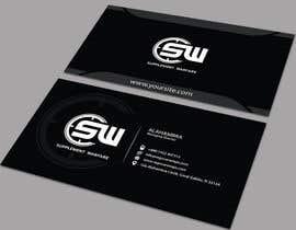 Nro 83 kilpailuun Design some Business Cards for an existing business käyttäjältä Habib919000
