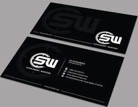 Nro 112 kilpailuun Design some Business Cards for an existing business käyttäjältä Habib919000