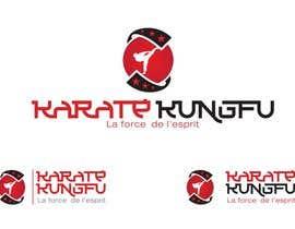 #98 untuk karate logo super hero version oleh towhidhasan14