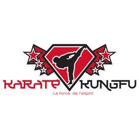 Nro 91 kilpailuun karate logo super hero version käyttäjältä akazuk