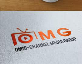 #50 para Design a Logo & style guide for Omni-Channel Media Group (O.M.G) por ideaz13