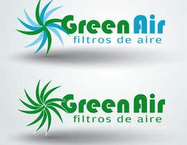 #9 para Diseñar un logotipo for Green Air por Sebamolina
