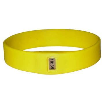 Penyertaan Peraduan #34 untuk Design me a digital counting wristband